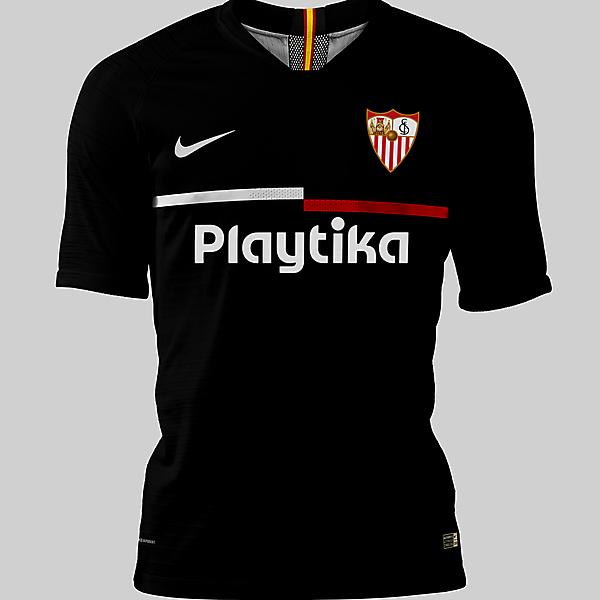 Sevilla FC Third Concept Kit