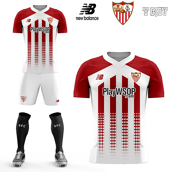 Sevilla home kit