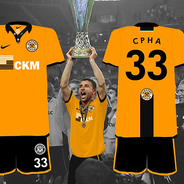 Shakhtar Donetsk Home Shirt