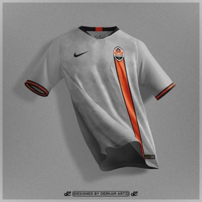 Shakhtar Donetsk - Away Kit