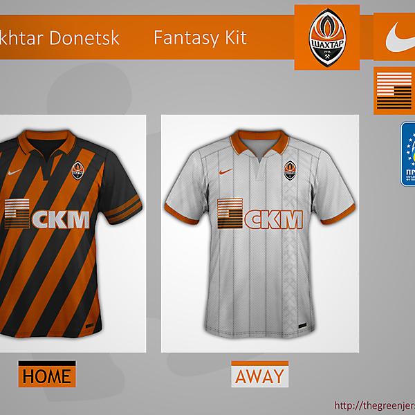 Shakhtar Donetsk - Fantasy Kit