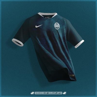 Shakhtar Donetsk - Third Kit