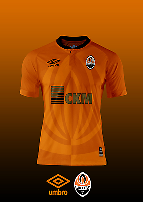 Shakhtar Donetsk - Umbro Third Kit