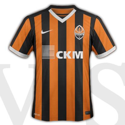 Shakhtar Donetsk Home kit<br />2015/15 season