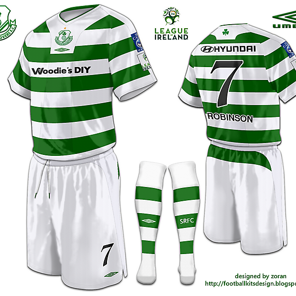 Shamrock Rovers fantasy home