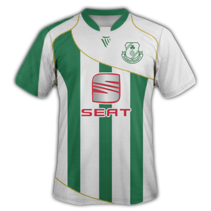 Shamrock Rovers fantasy kits