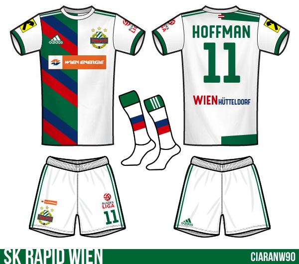SK Rapid Wien - Away