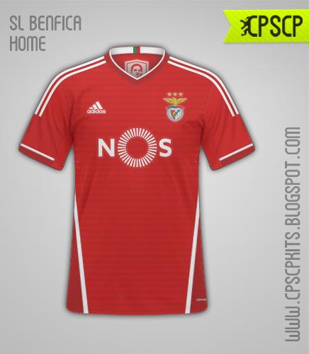 SL Benfica Home