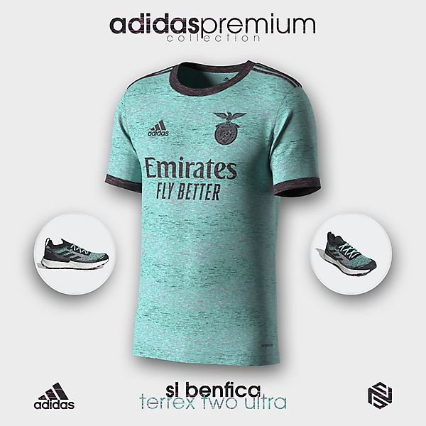 sl benfica x adidas x terrex two ultra :: adidas premium collection