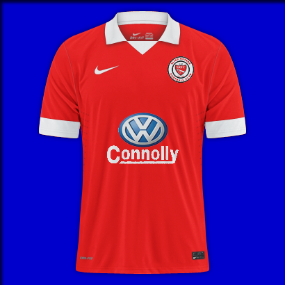 Sligo Rovers Home 13/14