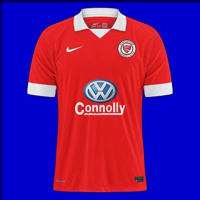 Sligo Rovers Home 13/14