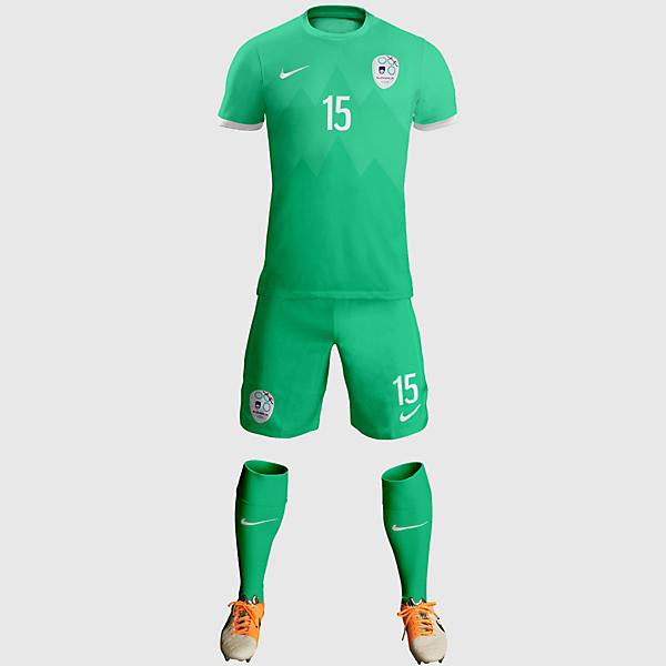 Slovenia Third