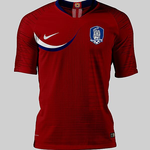 South Korea - Home Kit