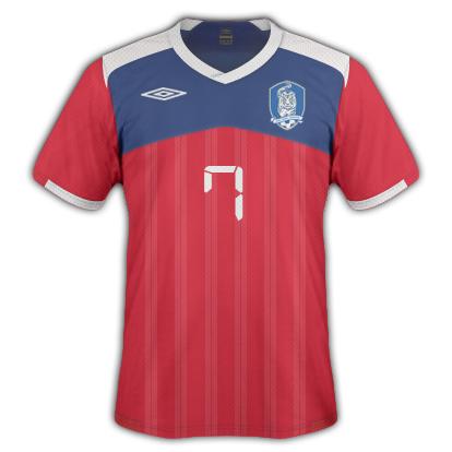 World Cup 2010 - South Korea