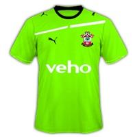 Southampton 14-15 Puma Goalkeeper Home Kit