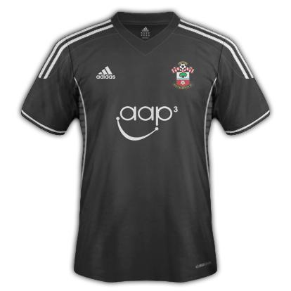 Southampton Away kit by VSync32
