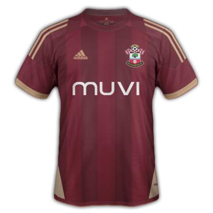 Southampton FC Away Kit 2016/17