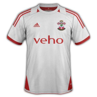 Southampton FC Third Kit 2016/17