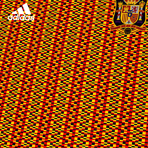 Spain - Pattern 1