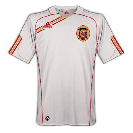 Spain Adidas 28.2