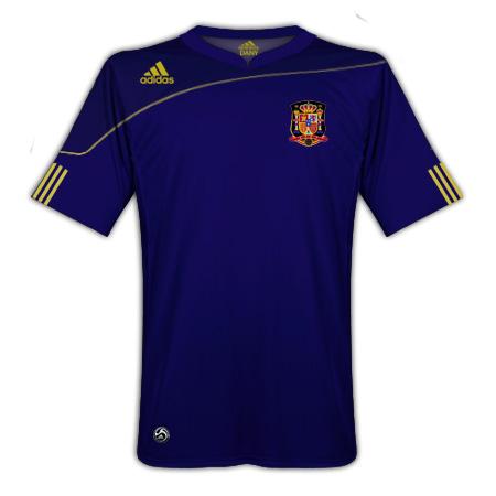 Spain Adidas 32.2
