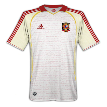 Spain Adidas 33.2