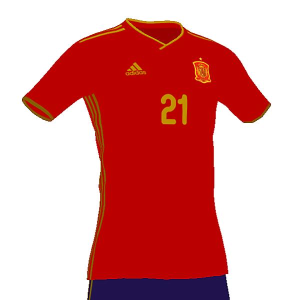 Spain Euro 2020 home