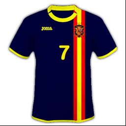 Spain Joma Away