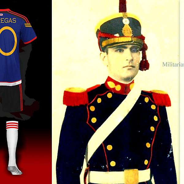 Spain Napoleon Away Kit
