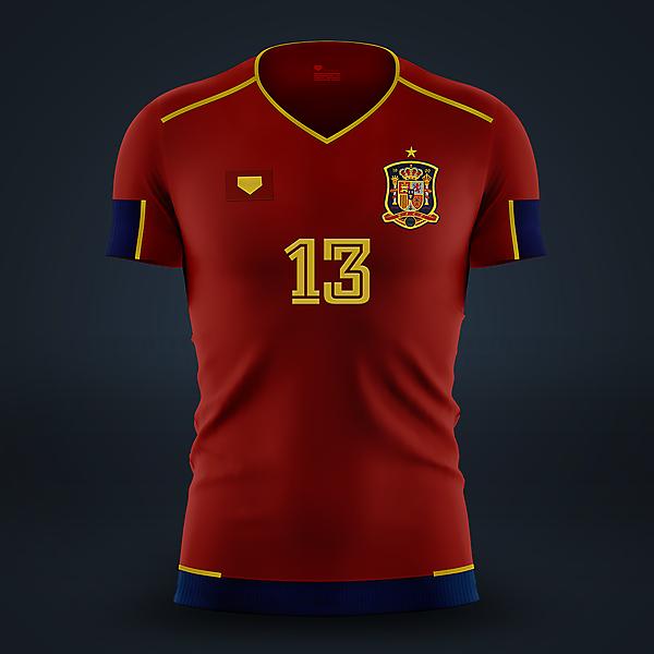 Spain NT [home]