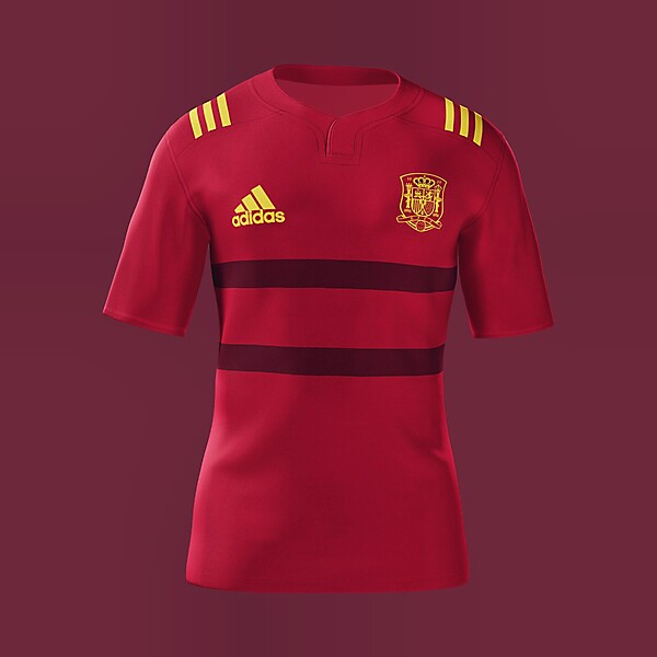 Spain World Cup concept