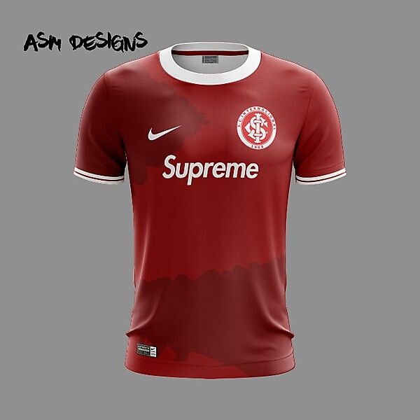 Sport Club Internacional Nike 2019 Home Kit