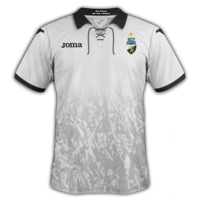 Sporting Clube Farense Fantasy Home Kit 2014/2015 Fan Special Edition