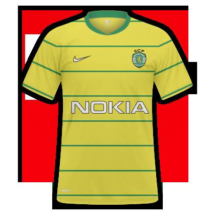 Sporting CP - Away Fantasy Kit