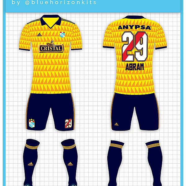 Sporting Cristal Away Kit