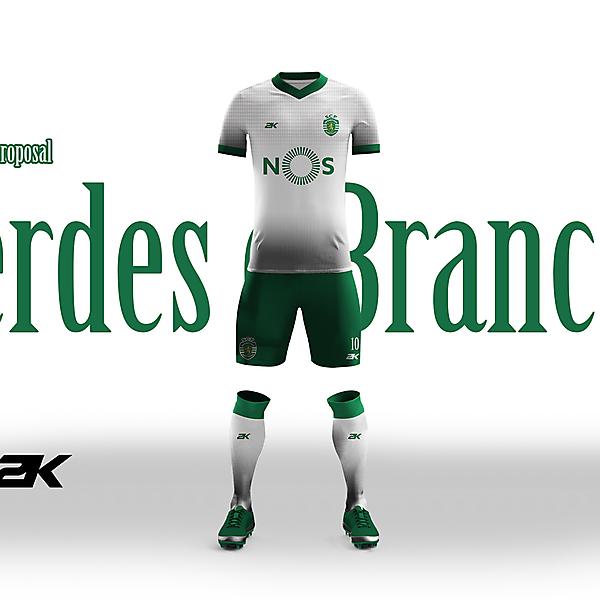 Sporting Lisbon - Away kit + YouTube video