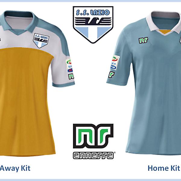 S.S. Lazio - Ennerre (NR) Kits