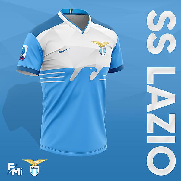 SS Lazio 2020/2021 Concept Home