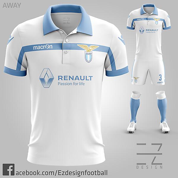 S.S. Lazio Away Kit
