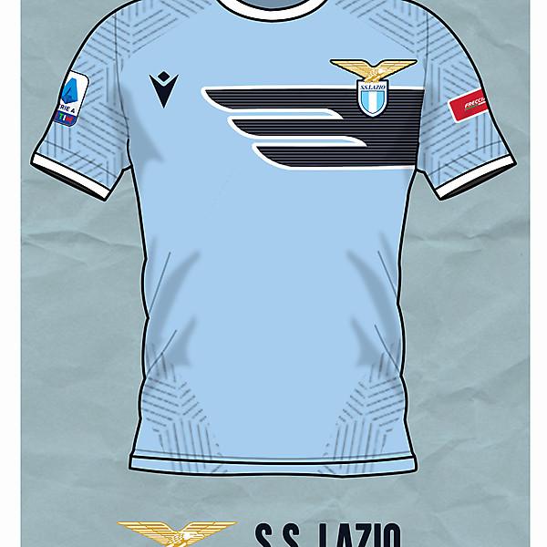 SS Lazio Home