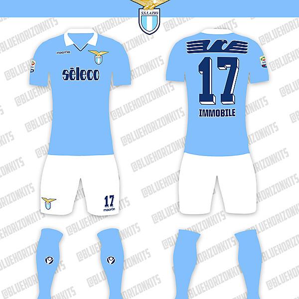 S.S. Lazio Home Kit
