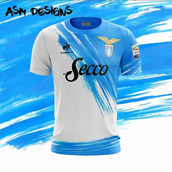 SS Lazio Le Coq Sportif 2018 Home Kit