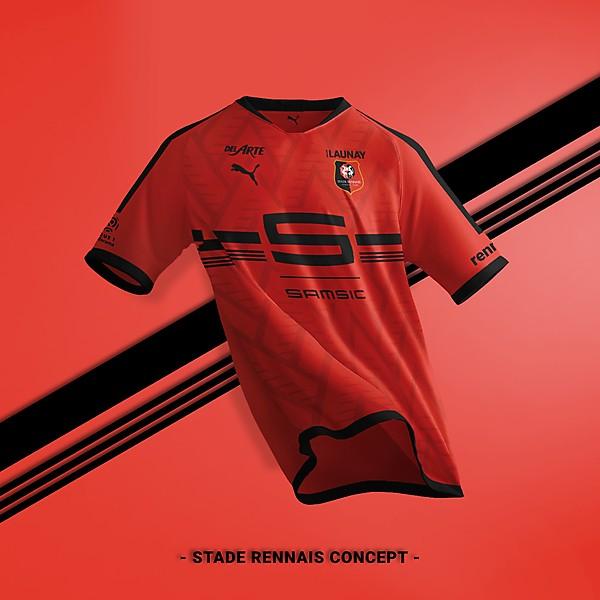 Stade Rennais - Concept Kit
