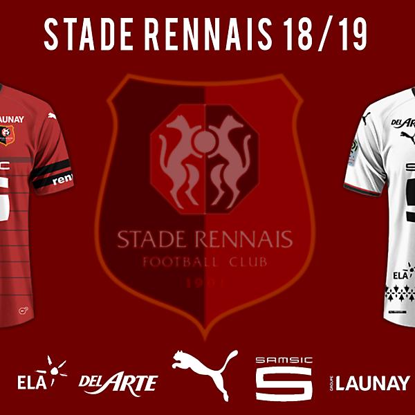 Stade Rennais 18/19