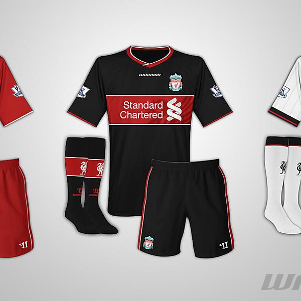 Liverpool Warrior Kits *update*