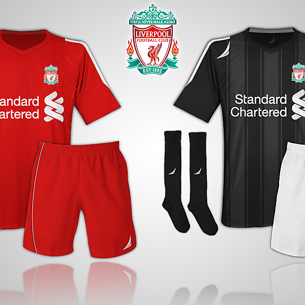 Liverpool FC kit
