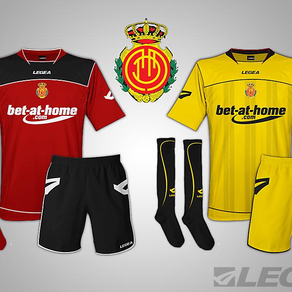 RCD Mallorca Legea Kit