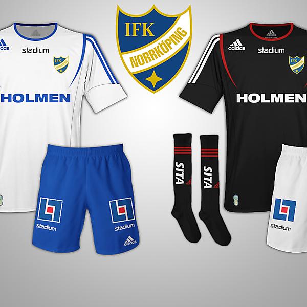 IFK Nörrköping Adidas Kit