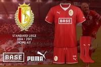 Standard Liege 2014-2015 Home Kit