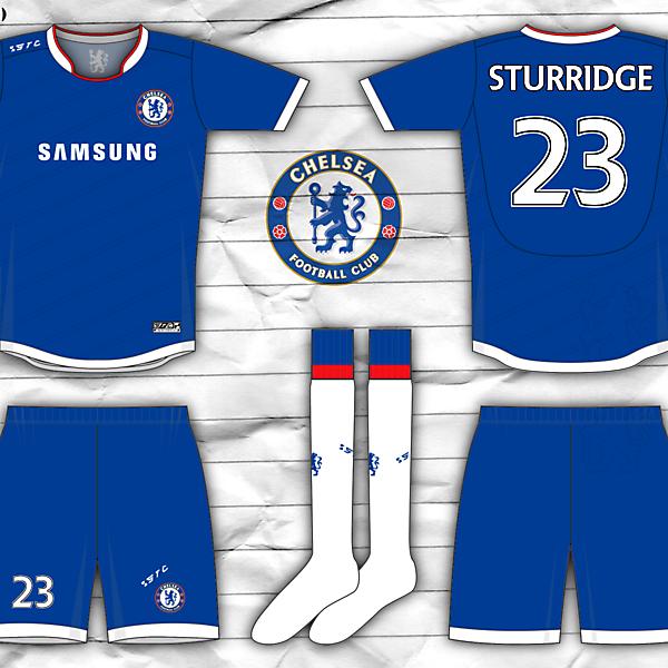 Chelsea F.C. (Premier League - England) fantasy
